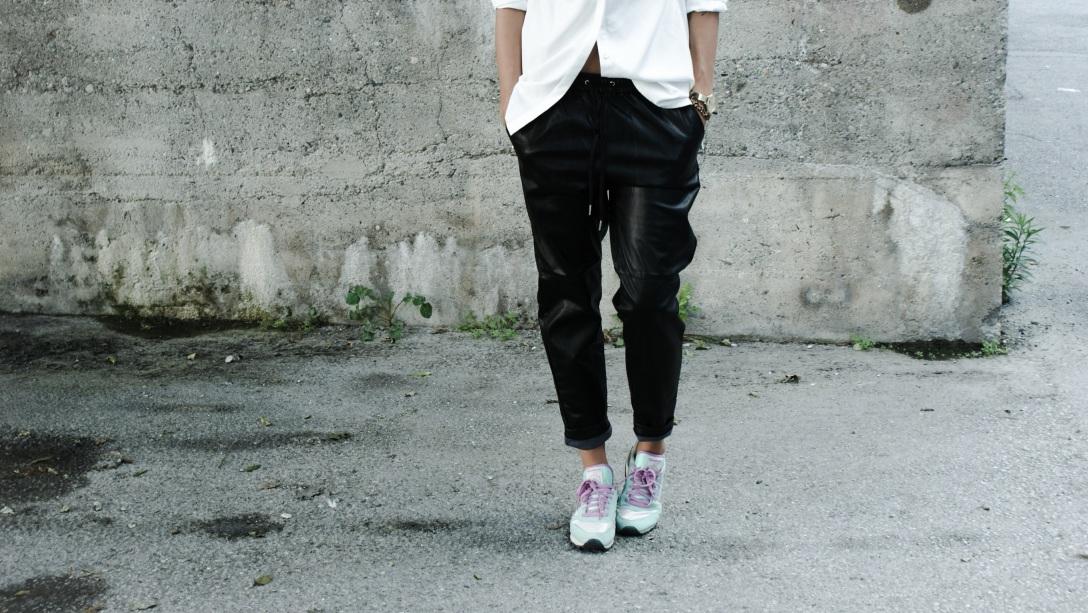 michael kors watch trend fashion streetstyle lookbook outfit zara reebok sneaker love