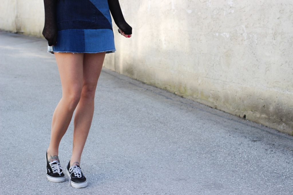 all is pretty fashion inspiration denim